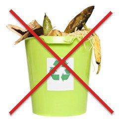 Избавиться от пищевого мусора
